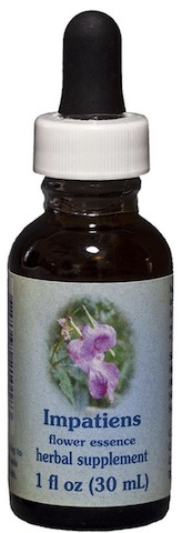 Image of Flower Essence Impatiens Dropper