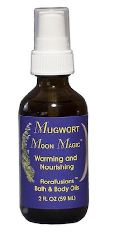 Image of FloraFusions Bath & Body Oil Mugwort Moon Spray
