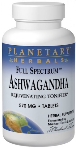 Image of Ashwagandha 570 mg Full Spectrum