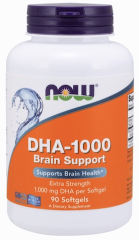 Image of DHA-1000 Brain Support