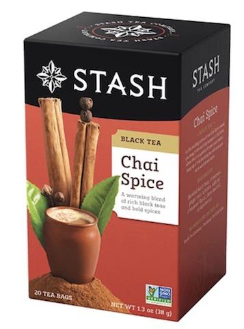 Image of Black Tea Chai Spice