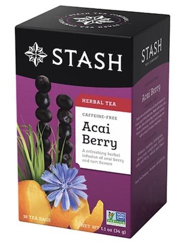 Image of Herbal Tea Acai Berry Caffeine Free
