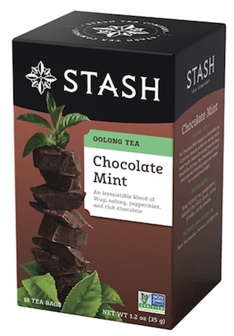 Image of Oolong Tea Chocolate Mint