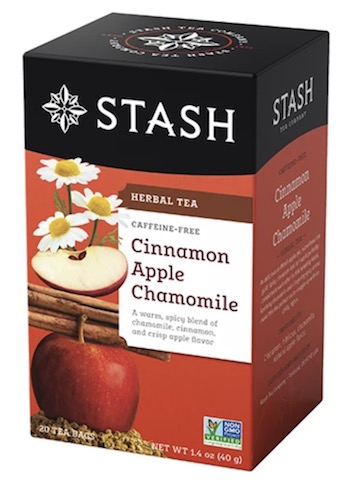 Image of Herbal Tea Cinnamon Apple Chamomile Caffeine Free