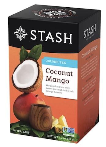 Image of Oolong Tea Coconut Mango