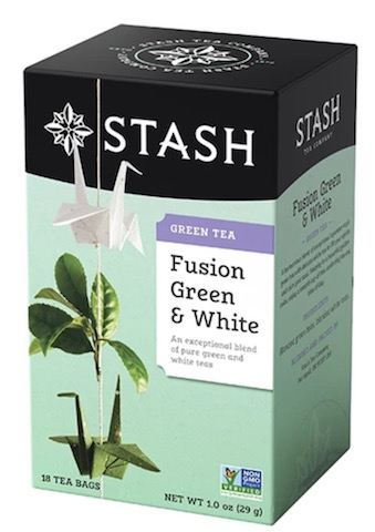Image of Green Tea Fusion Green & White