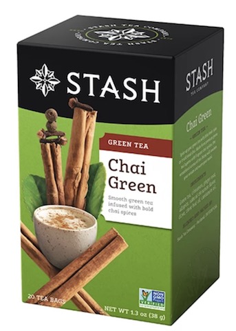 Image of Green Tea Chai Green
