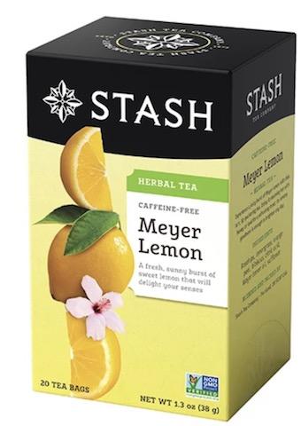 Image of Herbal Tea Meyer Lemon Caffeine Free