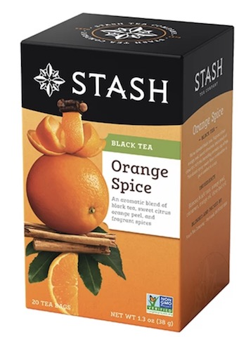 Image of Black Tea Orange Spice