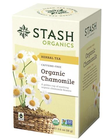 Image of Hergal Tea Organic Chamomile Caffeine Free