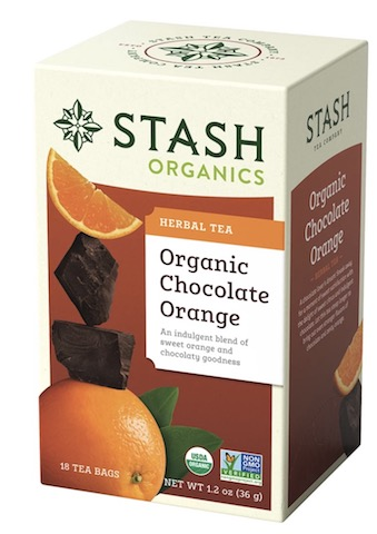 Image of Herbal Tea Organic Chocolate Orange