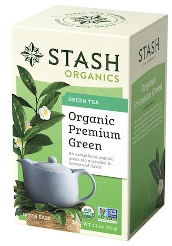 Image of Green Tea Organic Premium Green