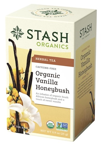 Image of Herbal Tea Organic Vanilla Honeybush Caffeine Free
