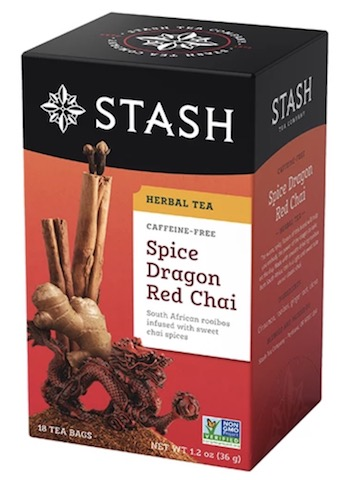 Image of Herbal Tea Spice Dragon Red Chai Caffeine Free