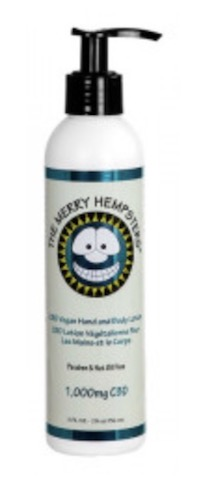 Image of CBD Vegan Hand & Body Lotion