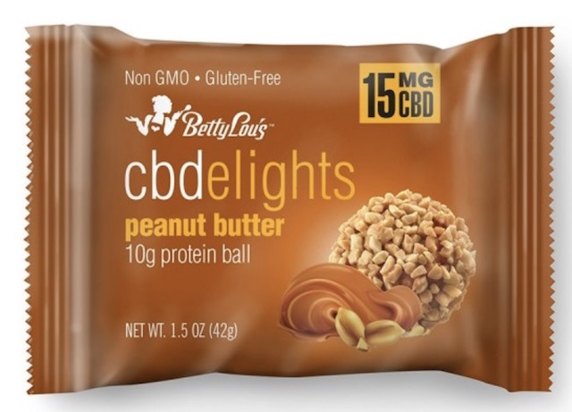 Image of CBDelights Peanut Butter Protein Balls