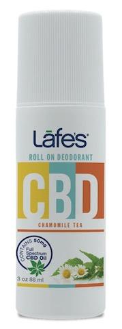 Image of CBD Deodorant Roll On Chamomile Tea