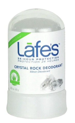 Image of Deodorant Crystal Rock Stick Mini