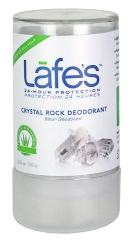 Image of Deodorant Crystal Rock Stick