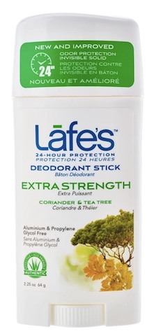 Image of Deodorant Stick Extra Strength (Coriander & Tea Tree)