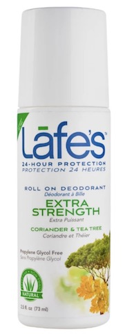 Image of Deodorant Roll On Extra Strength (Coriander & Tea Tree)