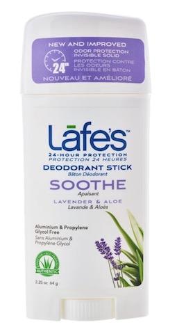 Image of Deodorant Stick Soothe (Lavender & Aloe)