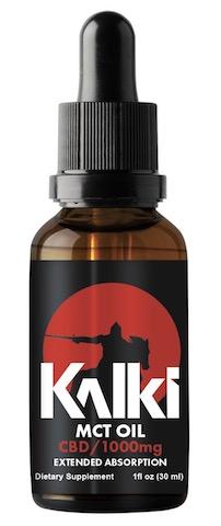 Image of Kalki CBD Oil in MCT Oil 1000 mg (33.3 mg per Serving)