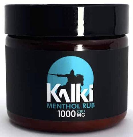 Image of Kalki CBD Menthol Rub 1000 mg