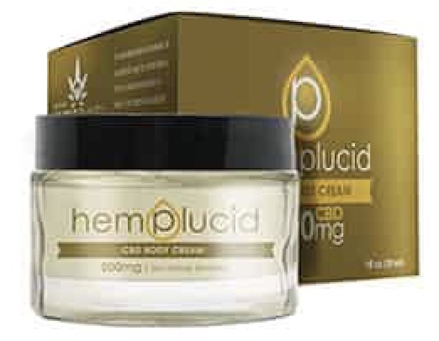 Image of Hemplucid CBD Body Cream 500 mg