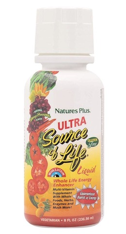 Image of Ultra Source Of Life Liquid Mango Pineapple