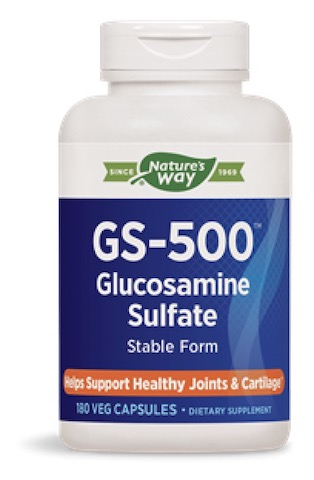 Image of GS-500 Glucosamine Sulfate
