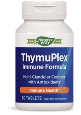 Image of ThymuPlex (Immune Formula) Tablet