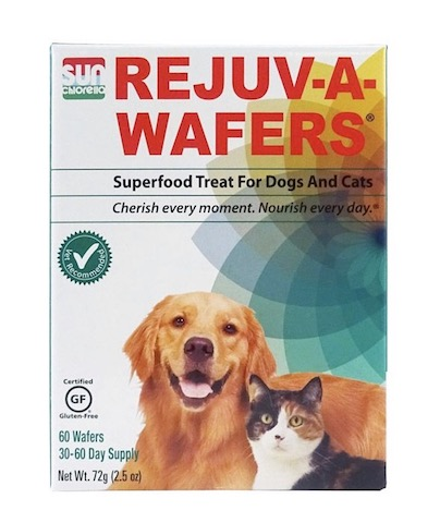 Image of PET Rejuv-A-Wafers Chewable