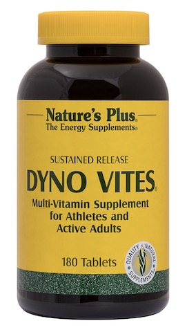 Image of Dyno Vites Multivitamins for Athletes & Active Adults Sustained Release