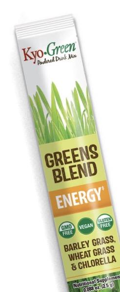 Image of Kyo-Green Green Blend Powder Packet