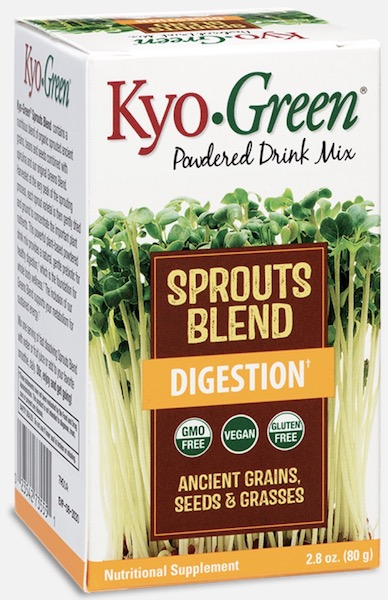Image of Kyo-Green Sprouts Blend Digestion Powder