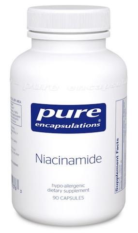 Image of Niacinamide 500 mg (with Alpha Lipoic Acid 50 mg)