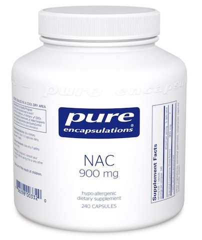 Image of NAC 900 mg