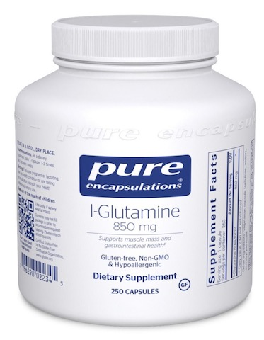 Image of L-Glutamine 850 mg