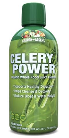 Image of Celery Power Liquid (Juice Cleanse)