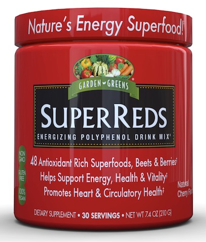 Image of Super Reds Powder