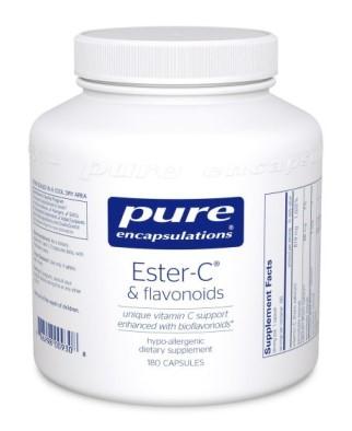 Image of Ester-C® & flavonoids