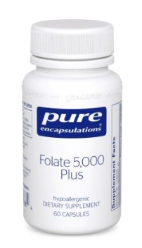 Image of Folate 5,000 Plus
