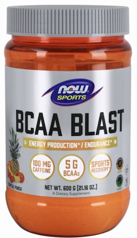 Image of BCAA Blast Powder Tropical Punch