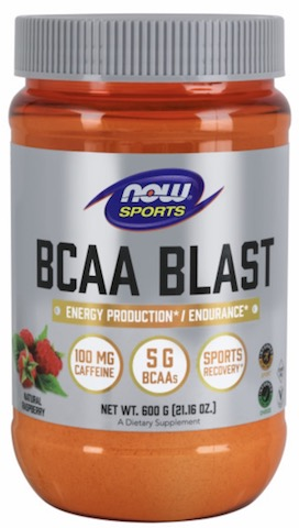 Image of BCAA Blast Powder Raspberry