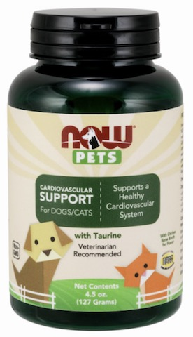 Image of PETS Cardiovascular Support for Dogs & Cats Powder