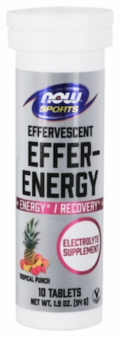 Image of Effer-Hydrate Electrolyte Effervescent Tablet Tropical Punch