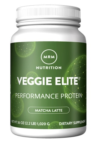 Image of Veggie Elite Performance Protein Powder Matcha Latte