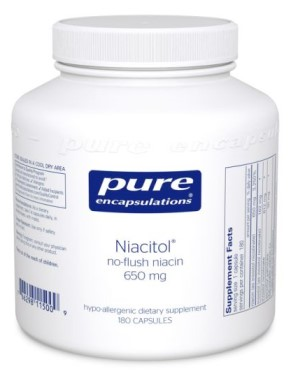 Image of Niacitol 500 mg (No-Flush Niacin)