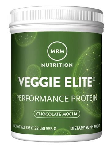 Image of Veggie Elite Performance Protein Powder Chocolate Mocha